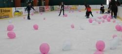 pista ghiaccio