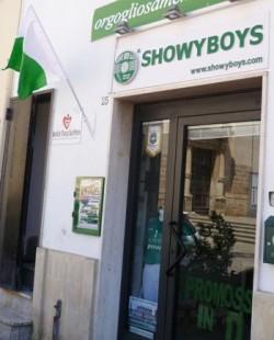 sede showy boys