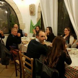 turismo verde cia evento in un agriturismo della puglia