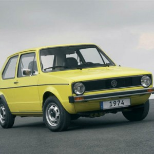 volkswagen golf i 1974