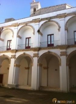 cortile palazzo cultura