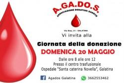 giornata della donazione agados 20 05 18