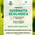 giornata ecologica 26 settembre 2021 locandina 1