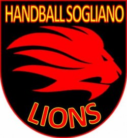 lions handball sogliano cavour logo