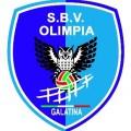 logo sbv olimpia galatina scudetto 1