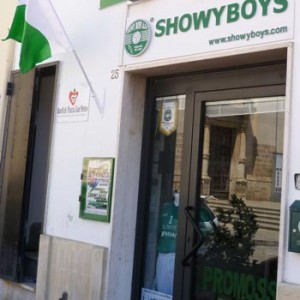sede showy boys