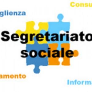 segretariato sociale